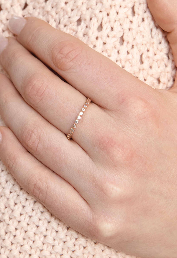 Alpine - Rose Gold Vermeil - Kestan