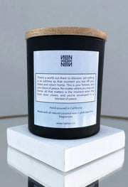 Astoria Blvd - Candle - KESTAN Sustainable Modern Woman's Workwear