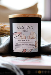 Astoria Blvd - Candle - Kestan