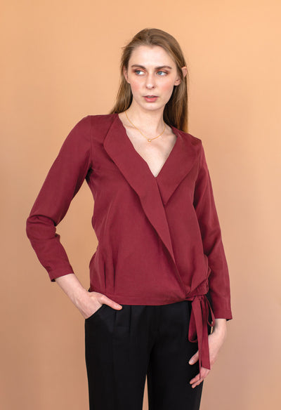 Azalea - KESTAN Sustainable Modern Woman's Workwear