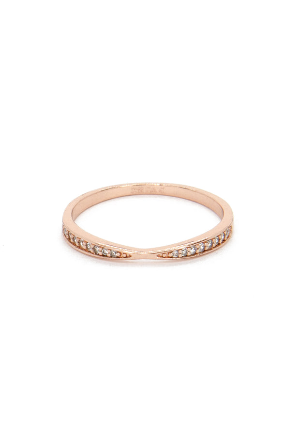 Clermont - Rose Gold Vermeil