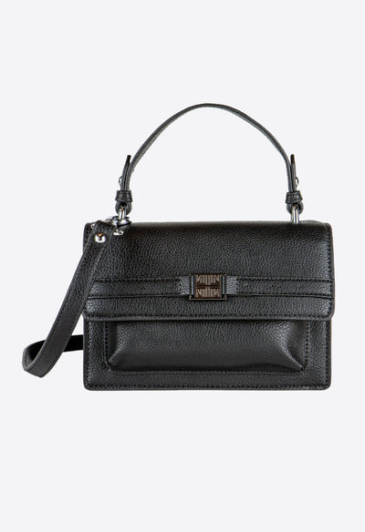 Fillmore Crossbody - Black - KESTAN Sustainable Modern Woman's Workwear