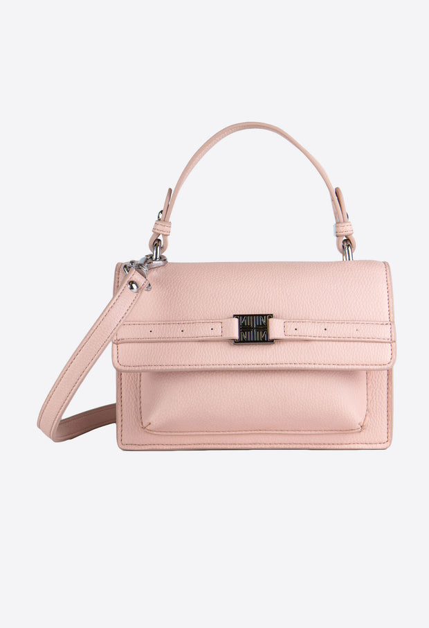 Fillmore Crossbody - Blush - KESTAN Sustainable Modern Woman's Workwear