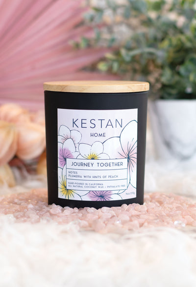 Journey Together - Candle - KESTAN Sustainable Modern Woman's Workwear