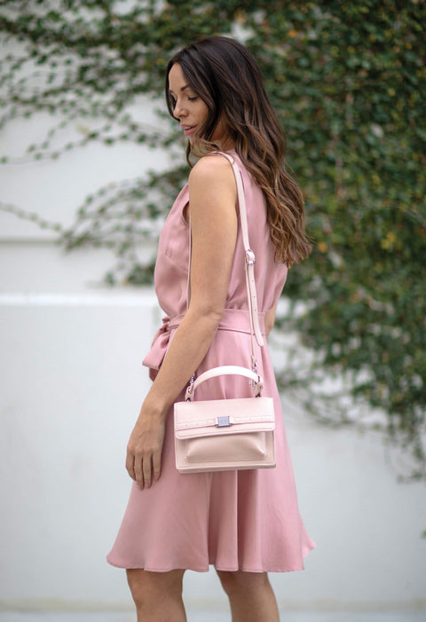 Fillmore Crossbody - Blush - Kestan