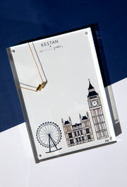 Kestan x AKR - Gold London Bracelet - Kestan