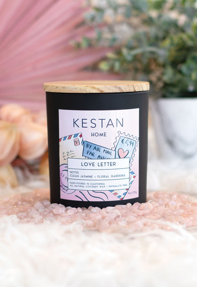 Love Letter - Candle - KESTAN Sustainable Modern Woman's Workwear