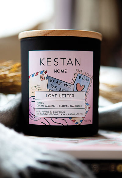 Love Letter - Candle - Kestan