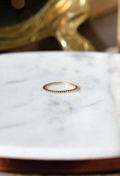 Margate Ring - Gold Vermeil
