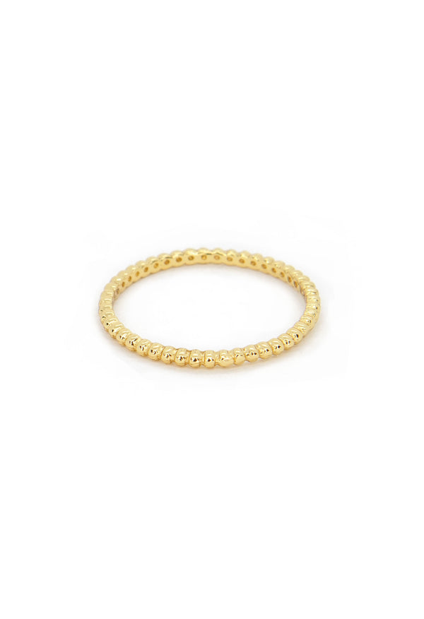 Margate Ring - Gold Vermeil - KESTAN Sustainable Modern Woman's Workwear