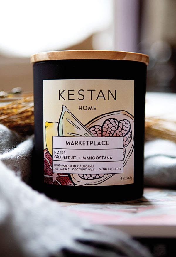 Marketplace - Candle - Kestan