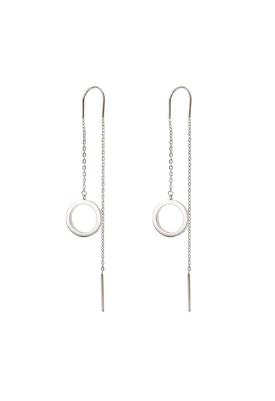 Monaco - Sterling Silver - KESTAN Sustainable Modern Woman's Workwear