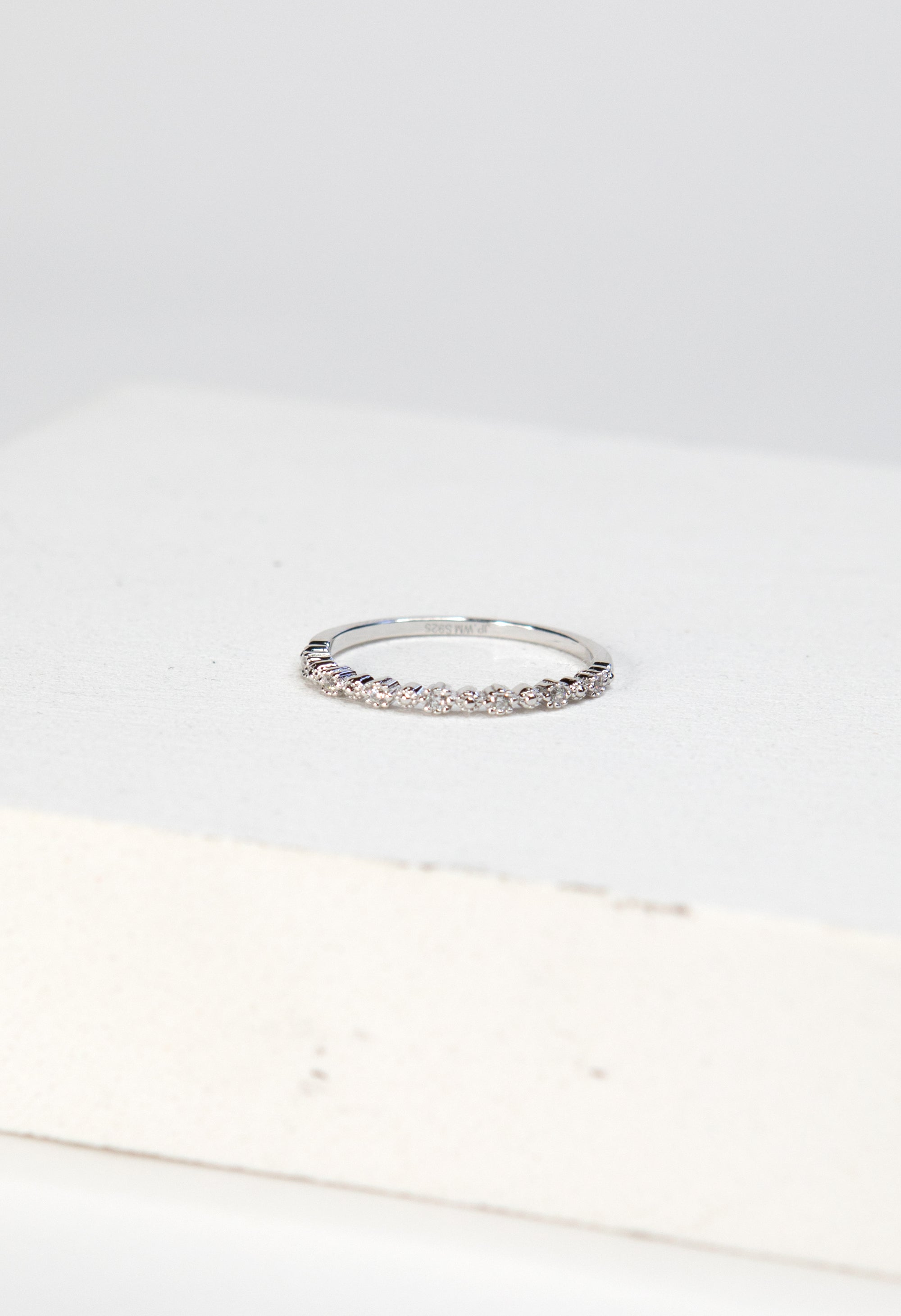 Preston Ring - Sterling Silver