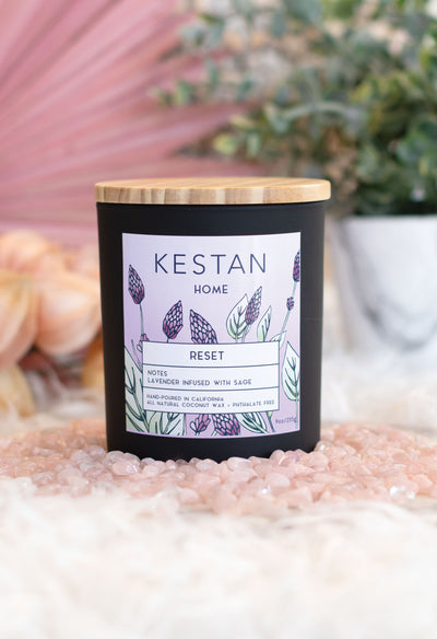 Reset - Candle - KESTAN Sustainable Modern Woman's Workwear