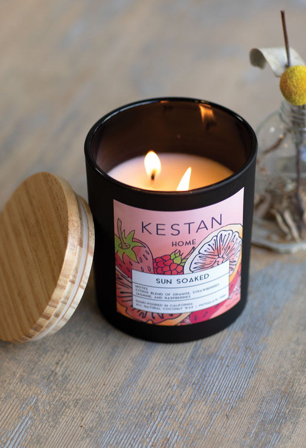 Sun Soaked - Candle - KESTAN Sustainable Modern Woman's Workwear