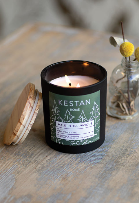 Walk In The Woods - Candle - Kestan