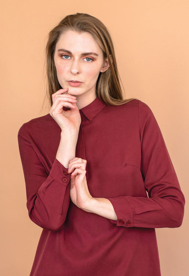 Woodfall - KESTAN Sustainable Modern Woman's Workwear