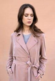 Woodside - Blush - KESTAN Sustainable Modern Woman's Workwear