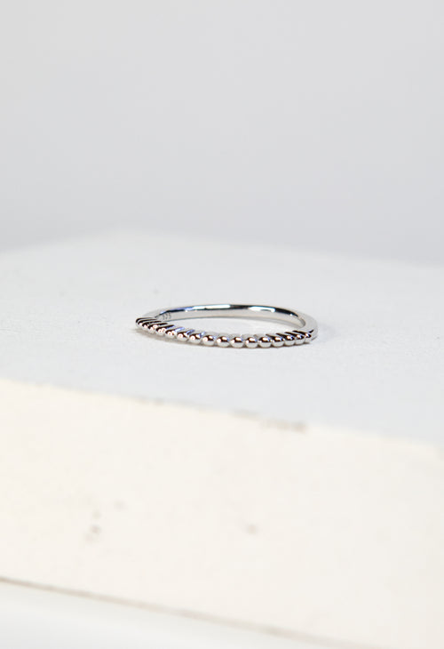 Wright Ring - Sterling Silver