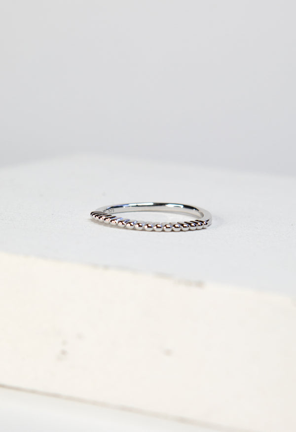 Wright Ring - Sterling Silver - Kestan