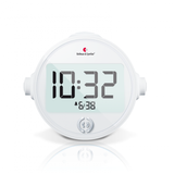 Alarm clocks for hearing impaired: Front view of Bellman Alarm Clock Pro [BE1370] - ezisound