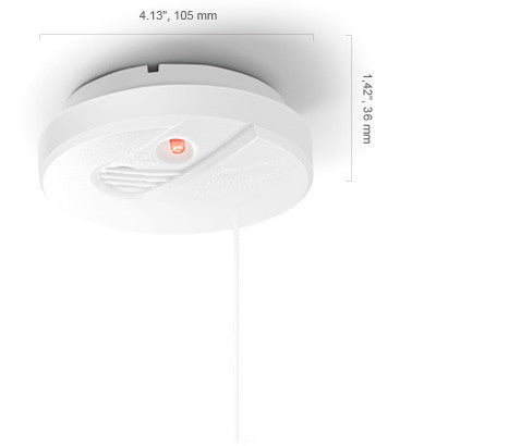 Bellman Photoelectric Smoke Detector [BE1287]