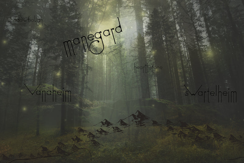 The Mythology of Beardsgaard ~ VII ~ The Saga of Frostwood ~ .xiv