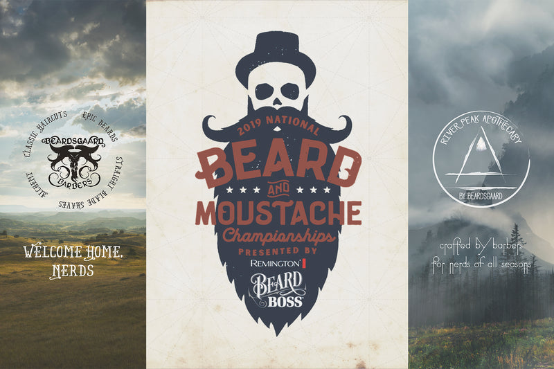 2019 National Beard & Moustache Championships