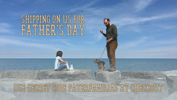 The Paterfamilias Collection {Father's Day}