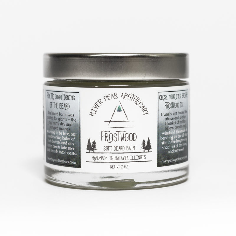 Frostwood Beard Balm • Winter