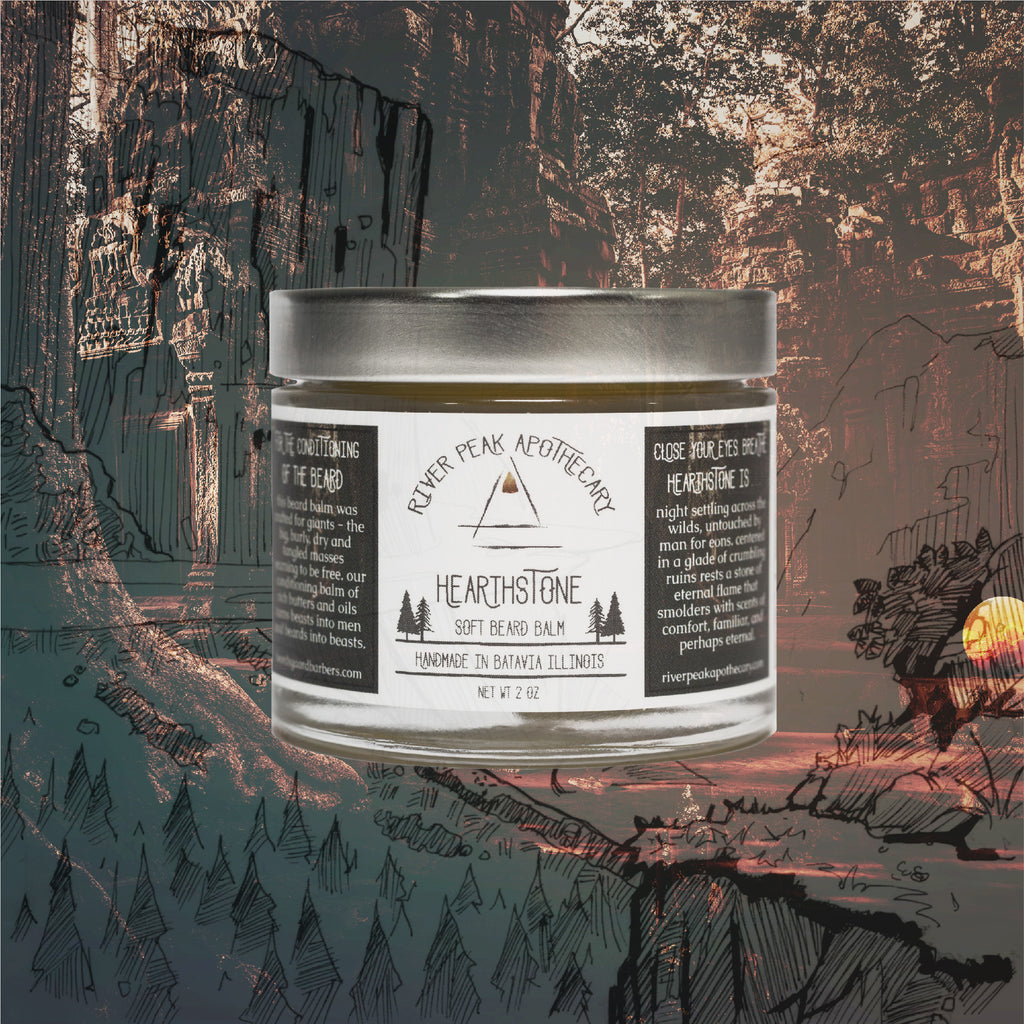 Hearthstone Beard Balm • Autumn