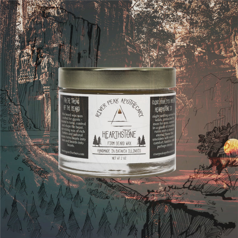 Hearthstone Beard Wax • Autumn