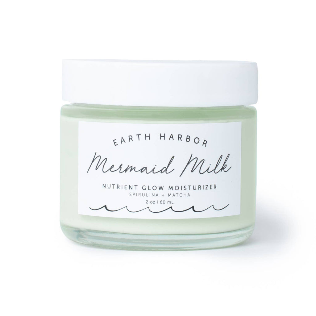 Mermaid Milk • Nutrient Glow Moisturizer