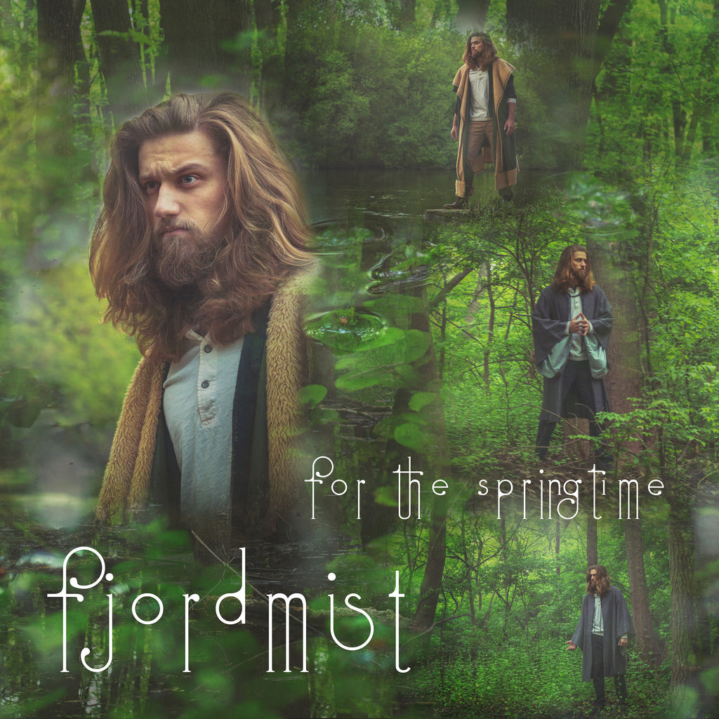 Fjordmist • Firm Beard Wax • Spring