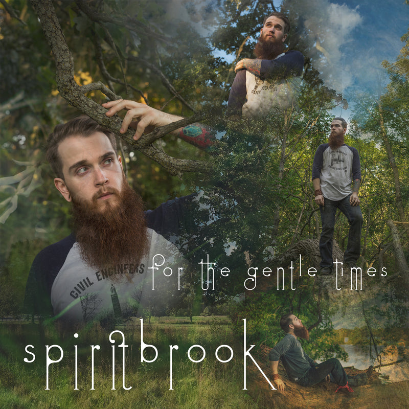 Spiritbrook • Soft Beard Balm • Gentle