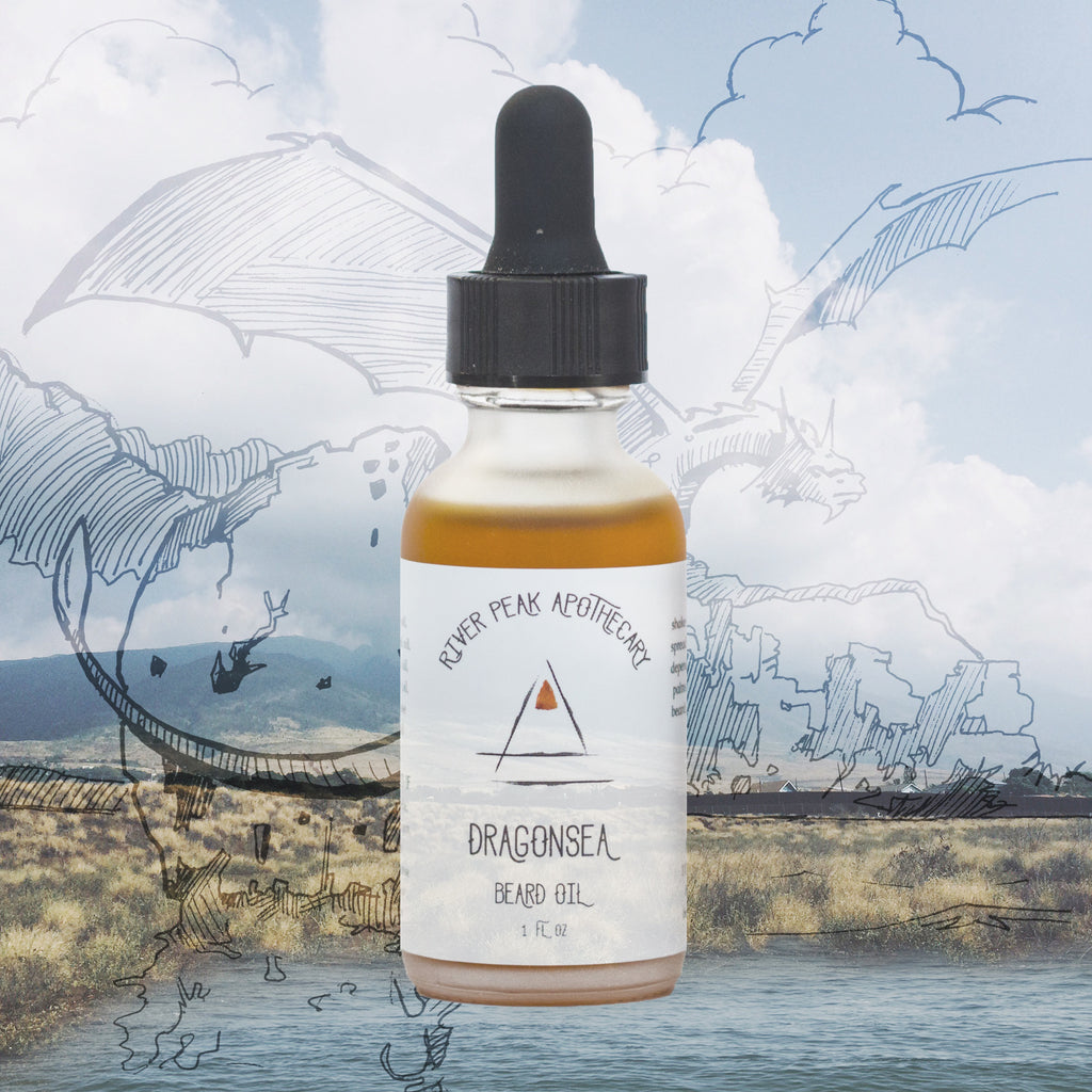 Dragonsea Beard Oil • Summer