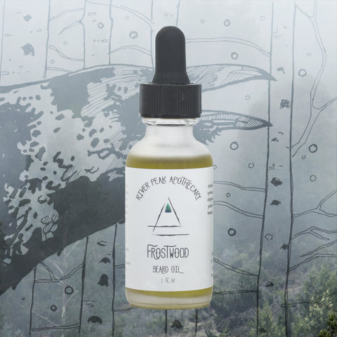 Frostwood • Beard Oil • Winter
