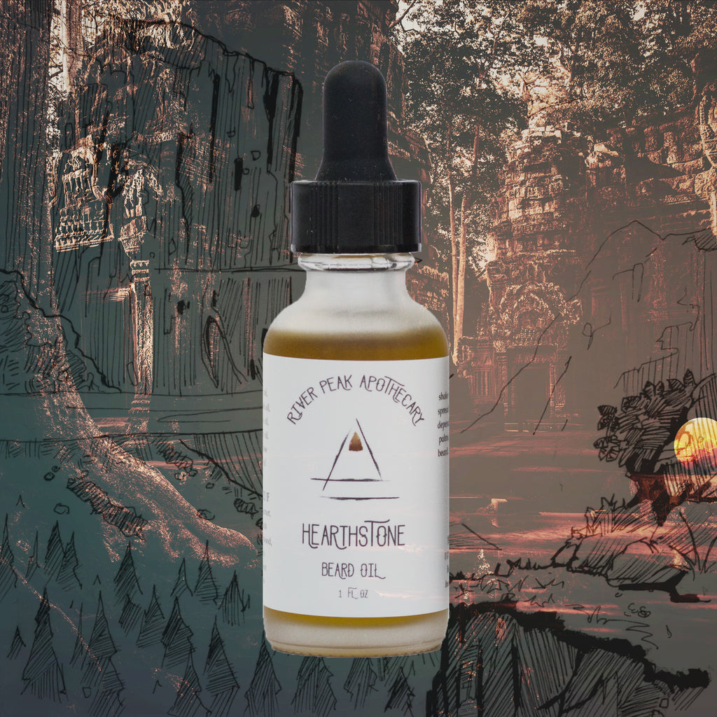 Hearthstone • Beard Oil • Autumn
