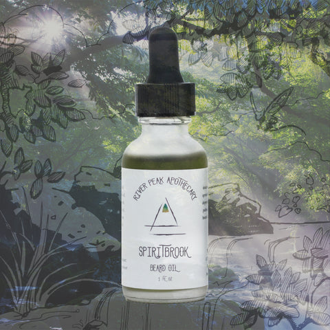 Spiritbrook • Beard Oil • Gentle
