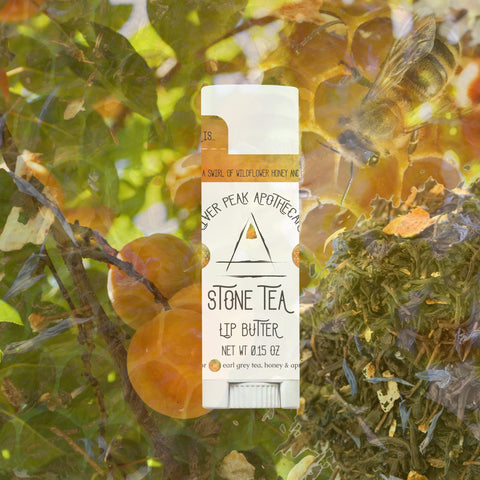 Lip Butter • Stone Tea
