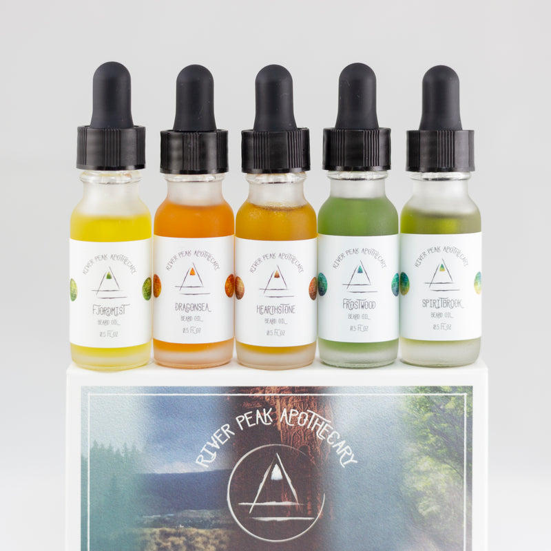 Adventure Pack • Beard Oil