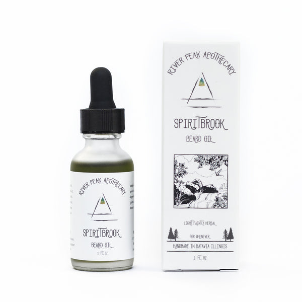 Spiritbrook Beard Oil