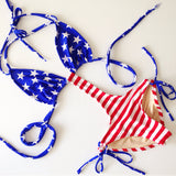 USA flag monokini