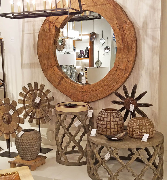 Add a Comfortable, Inviting Feeling to Your Home with Rustic Accents