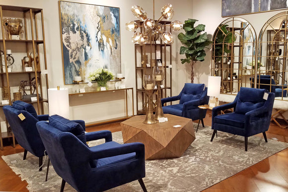 Newest Interior Design Trends Direct From Las Vegas Home Furnishings Market