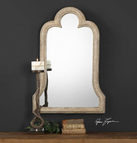 Adilah Moroccan Arched Wall Mirror - Innovations Designer Home Decor