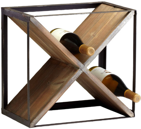 Cube Wine Holder - Innovations Designer Home Decor