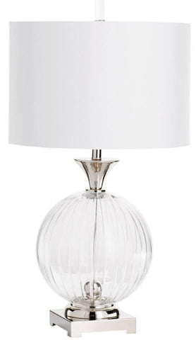 Darby Transitional Glass Table Lamp - Innovations Designer Home Decor