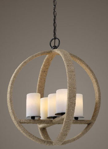 Gironico Round 5 Light Pendant Lighting Fixture - Innovations Designer Home Decor