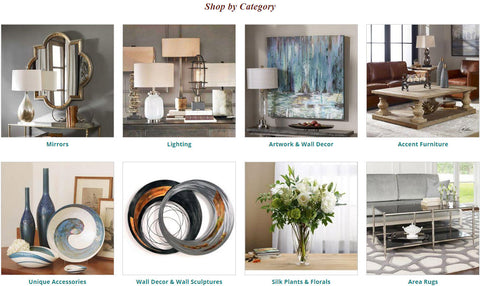 Innovations Designer Home Decor - Shop by Category